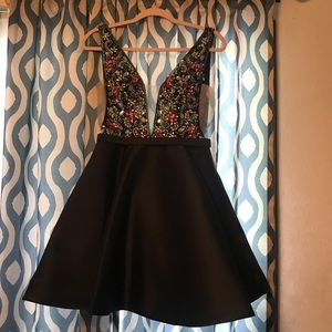 Jovani formal short dress